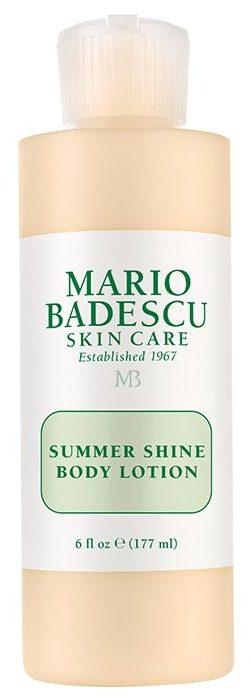 mario badescu summer shine body lotion reviews