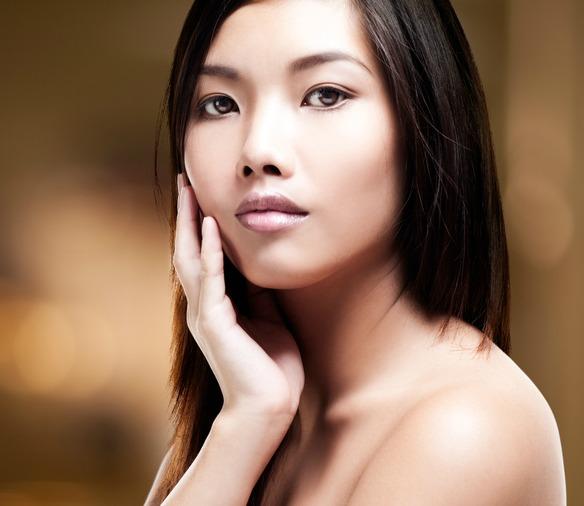 Sexy asian girl strip