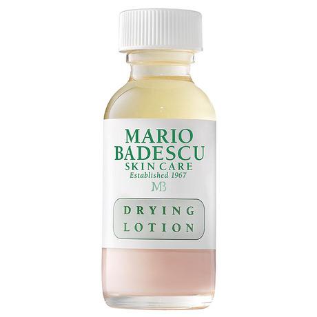 In case your skin breaks out!
