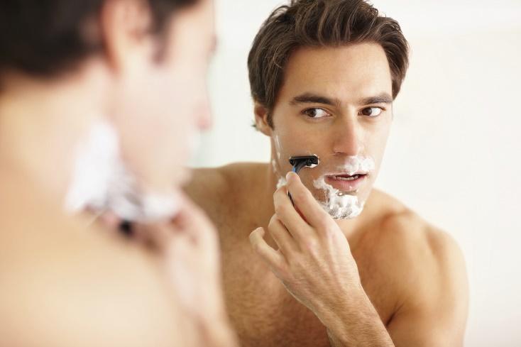 Shaving irritation