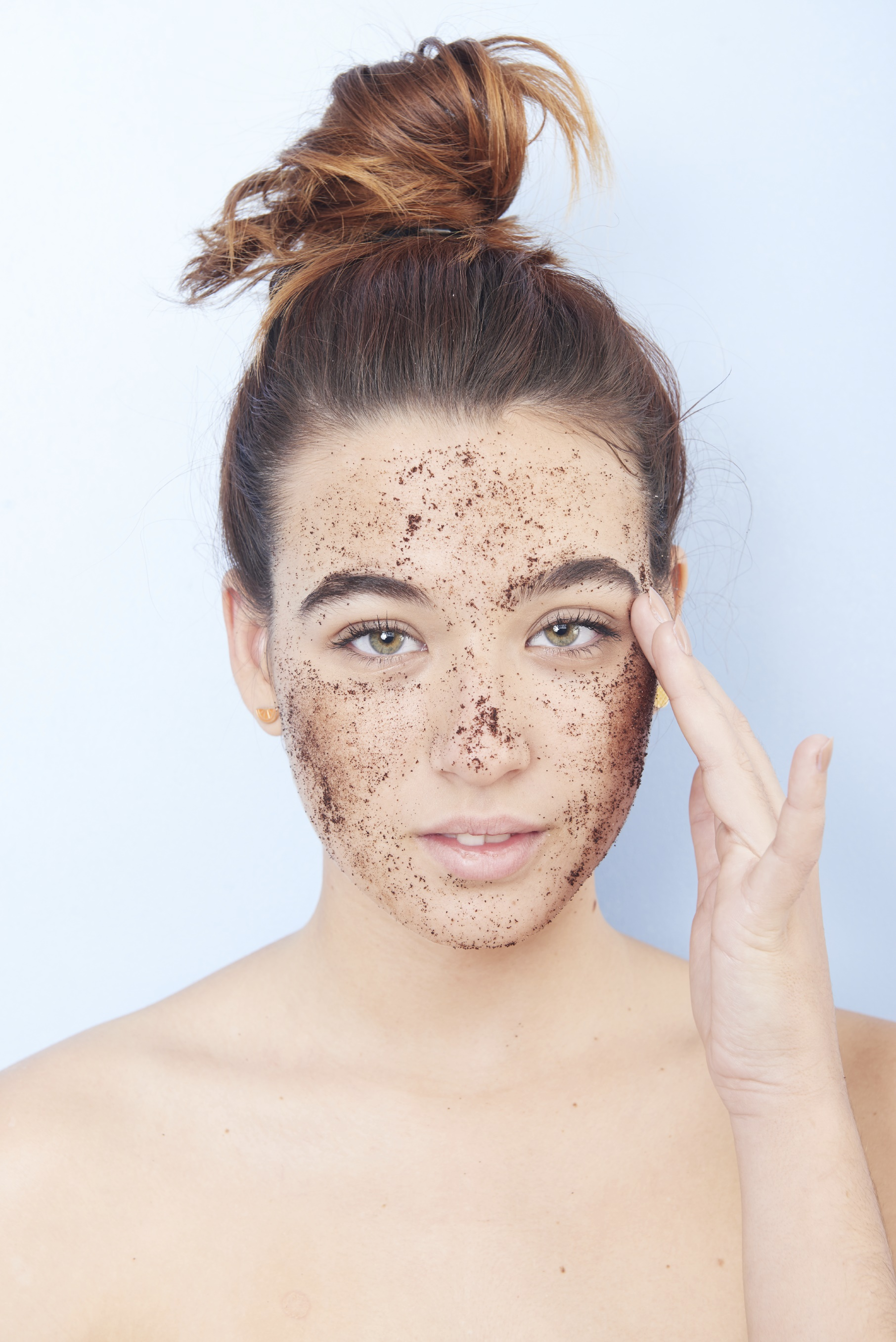 Don't do this during an acne breakout.