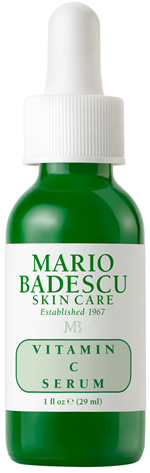 Vitamin C is excellent for fading areas of hyperpigmentation.