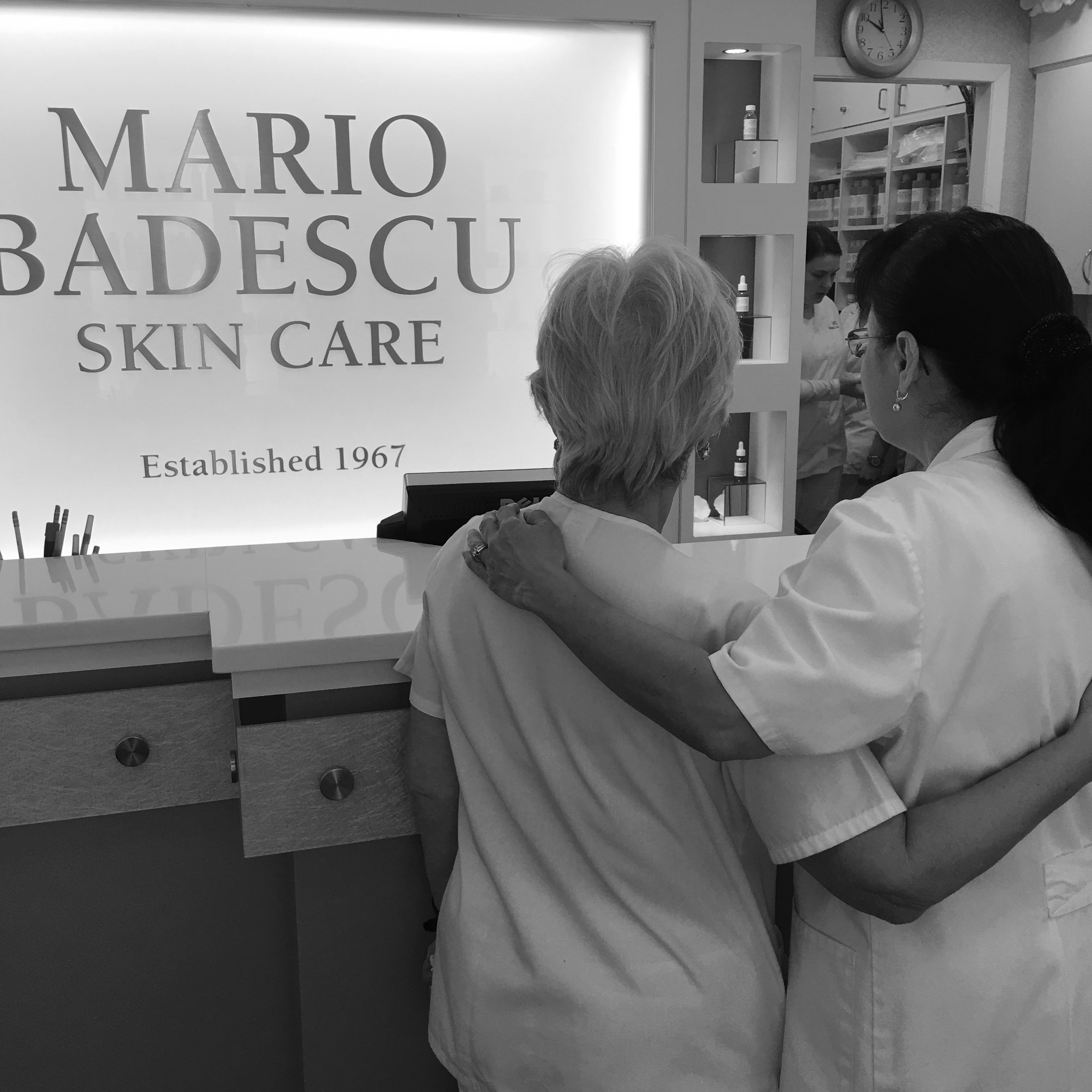 Mario Badescu Spa give New Year's Resolution Skin Care Tips