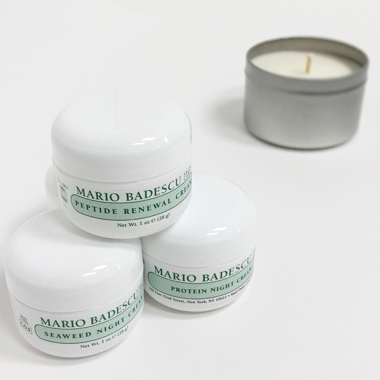 01.13.16 - Resolution 3, Mario badescu Night Cream