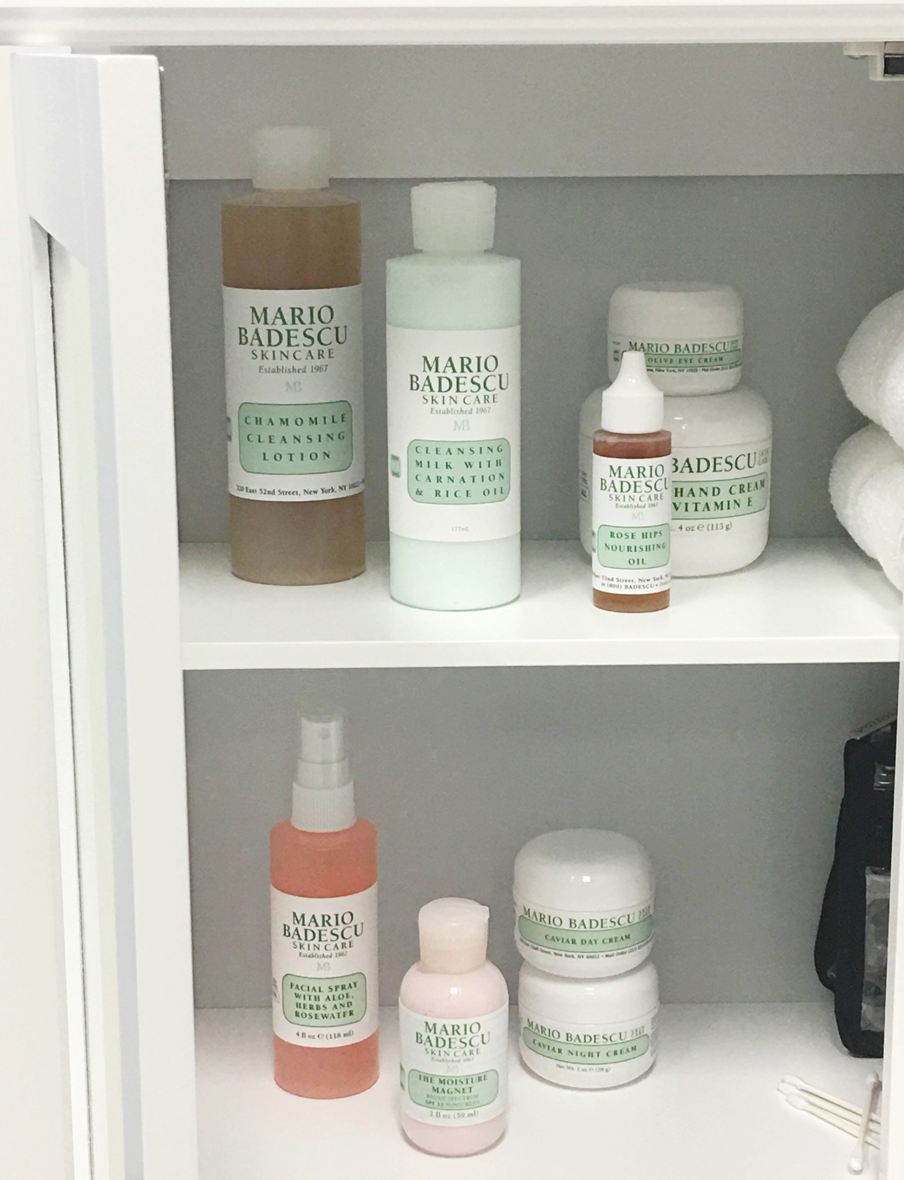 mario badescu february winter skincare essentials