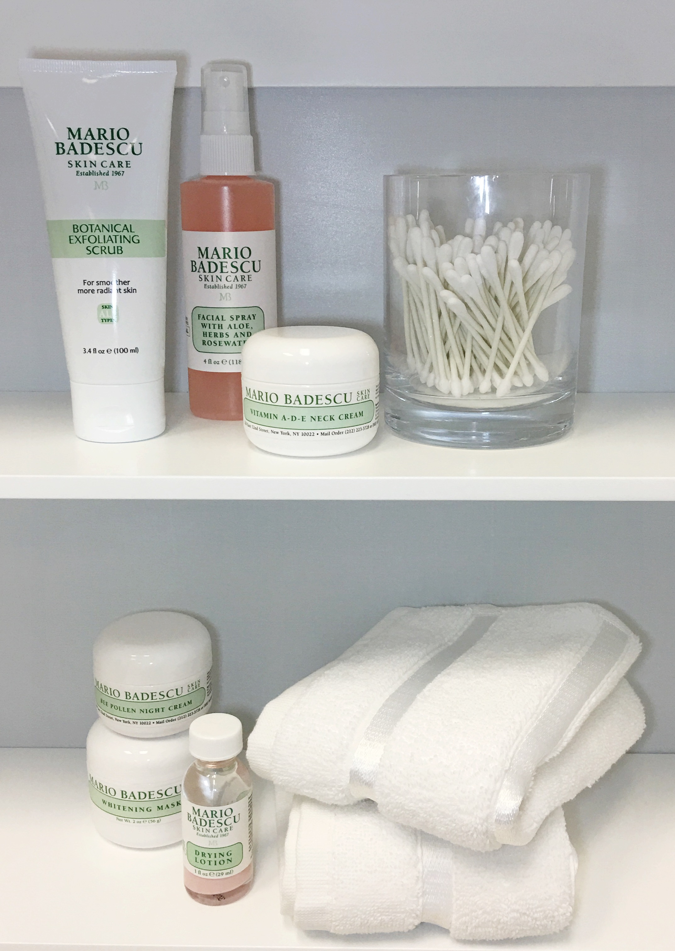 mario badescu march winter spring skincare