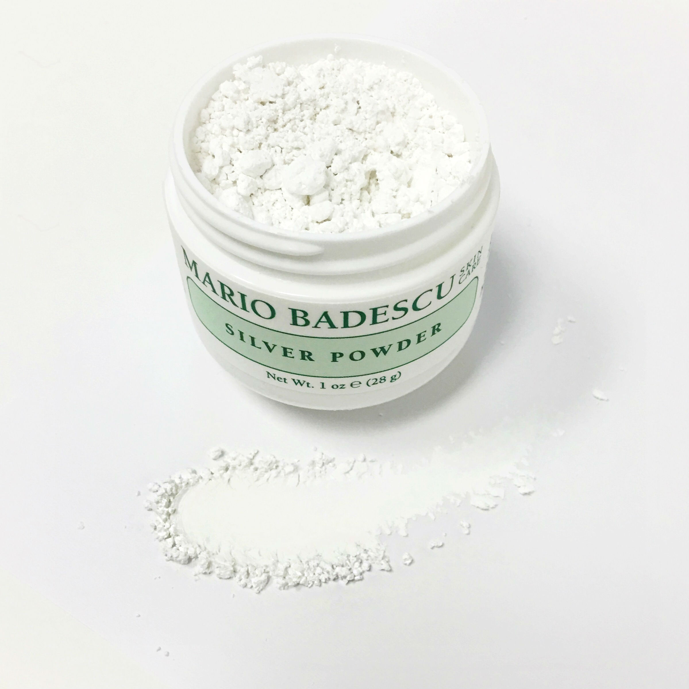 how to use mario badescu silver powder