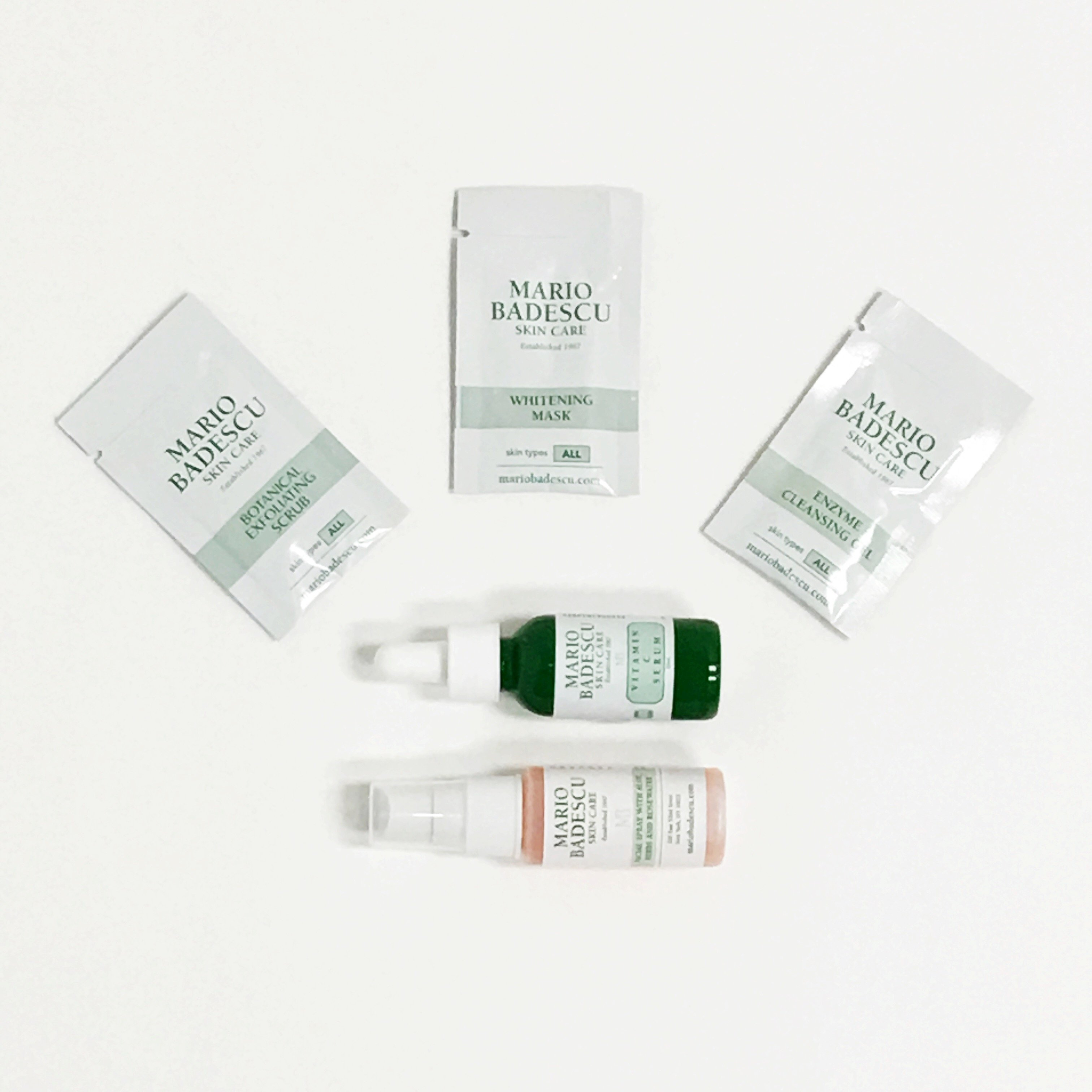 mario badescu how to pack light travel beauty