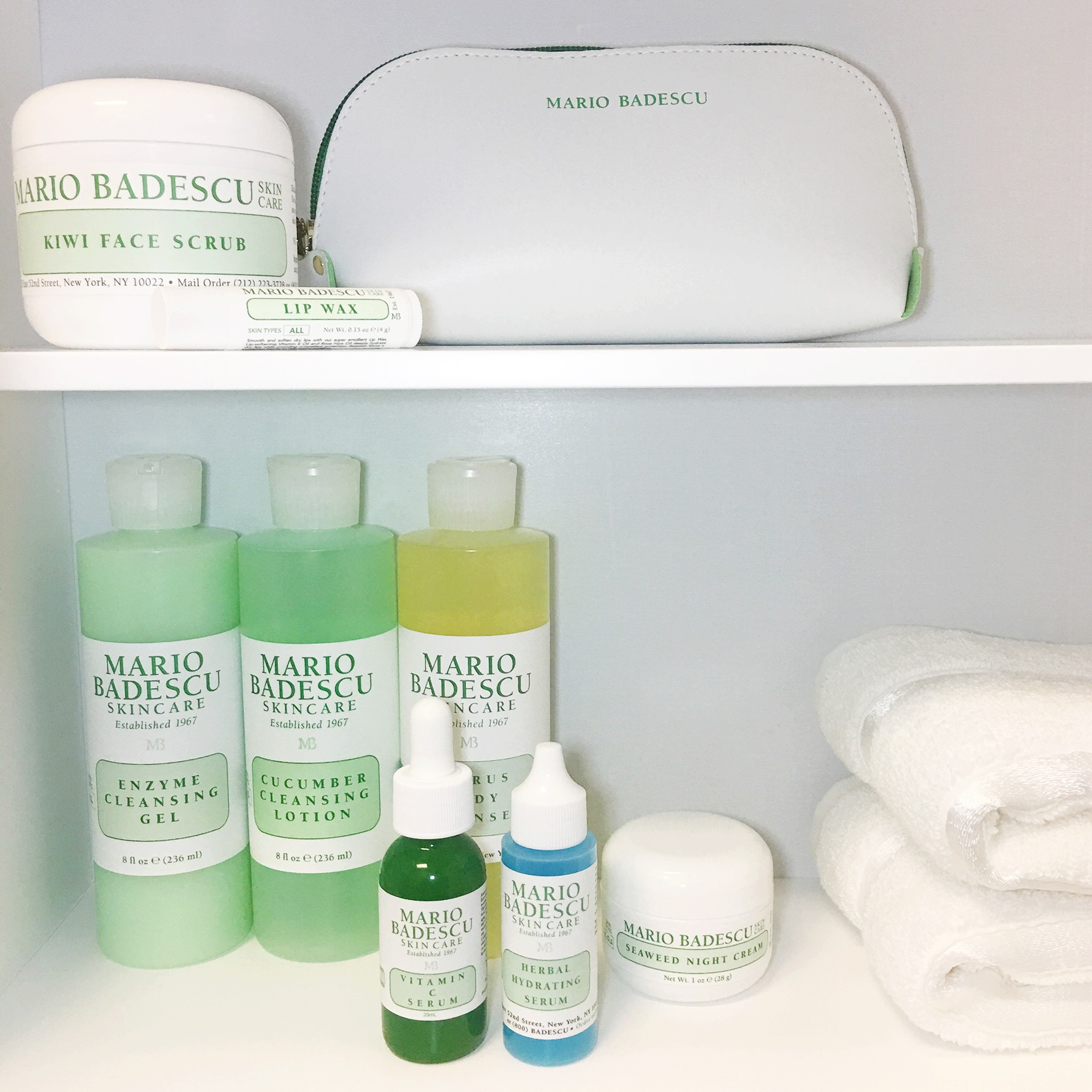 may skincare essentials mario badesc