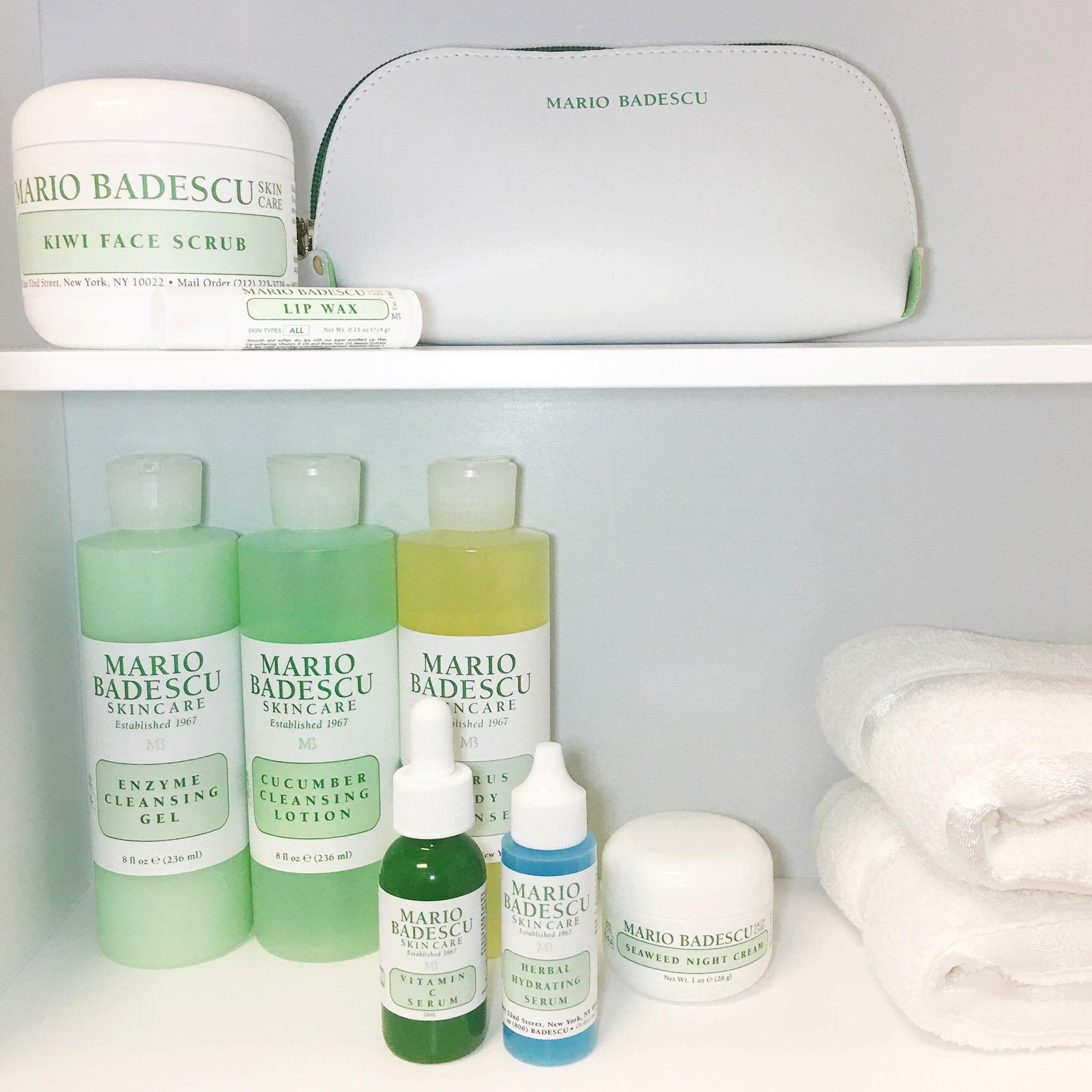 may skincare essentials mario badesc