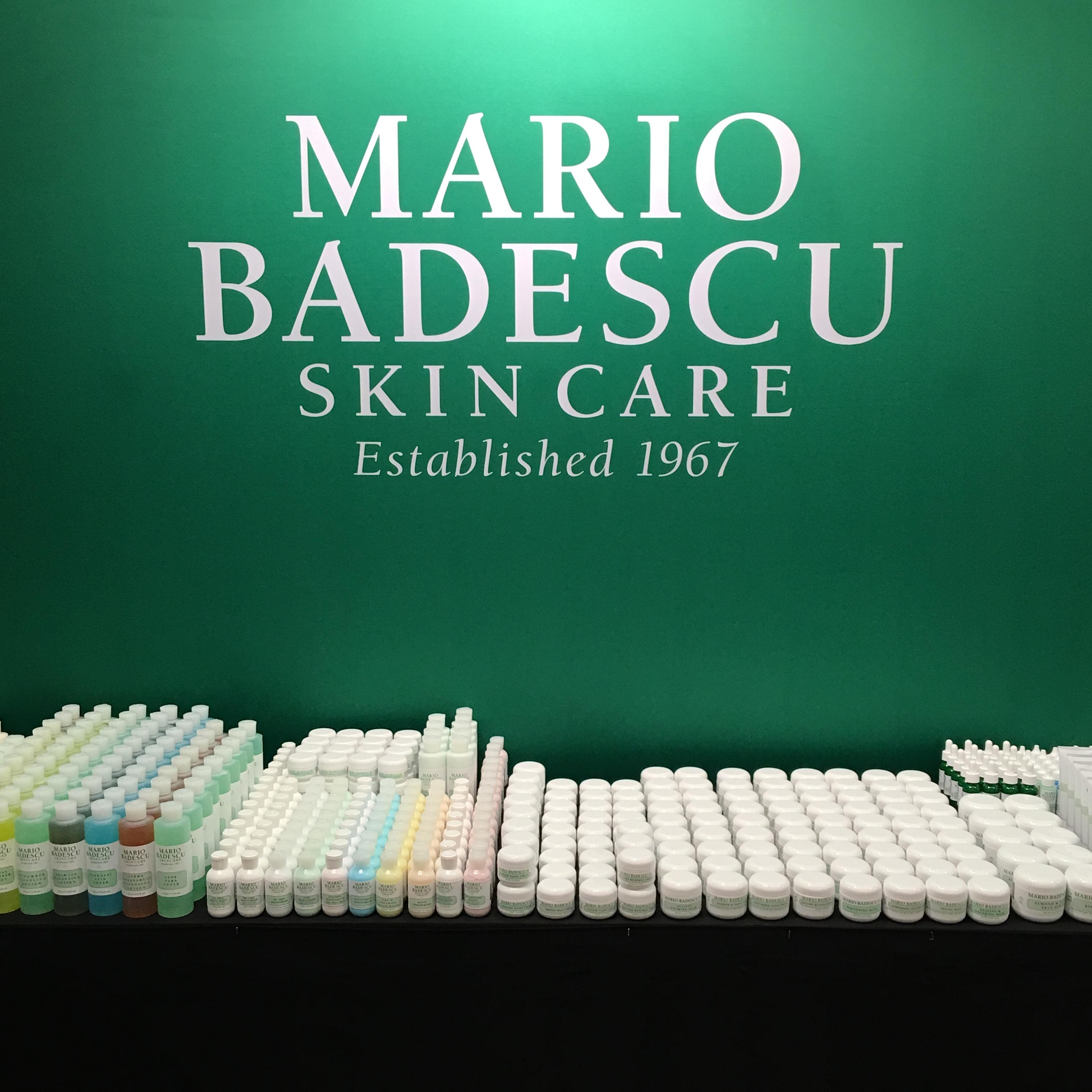 Mario Badescu at The Makeup Show New York City