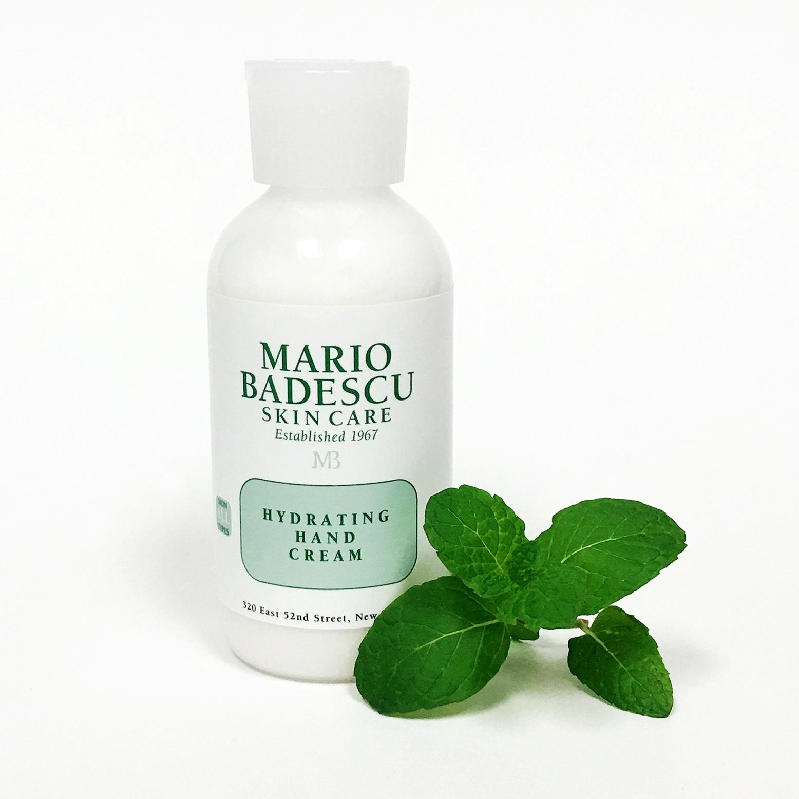 mario badescu peppermint extact skin care benefits