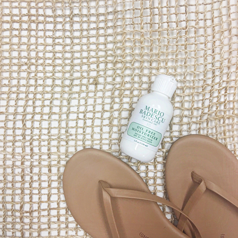 mario badescu summer skin tips