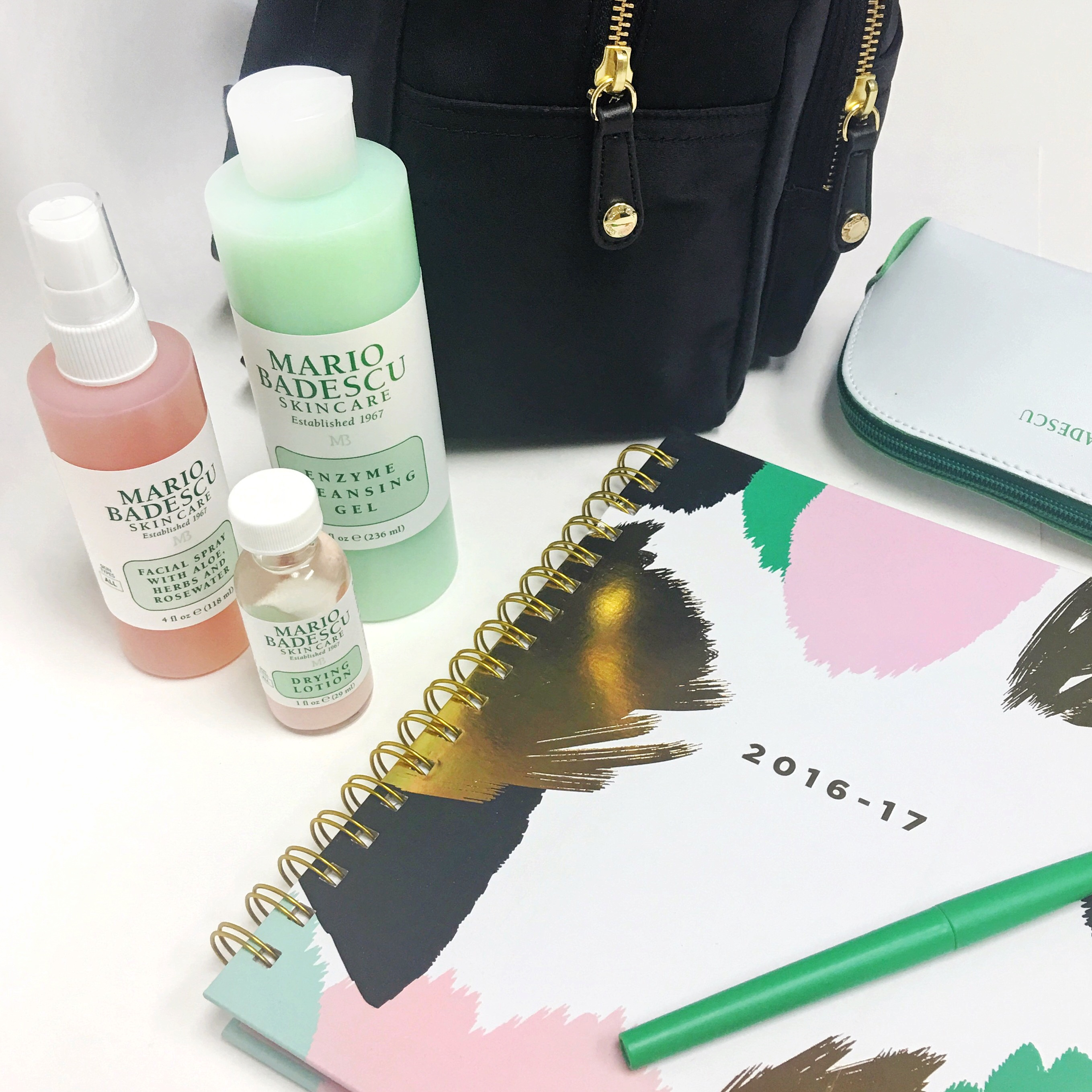 Mario Badescu Back to School Beauty Basics