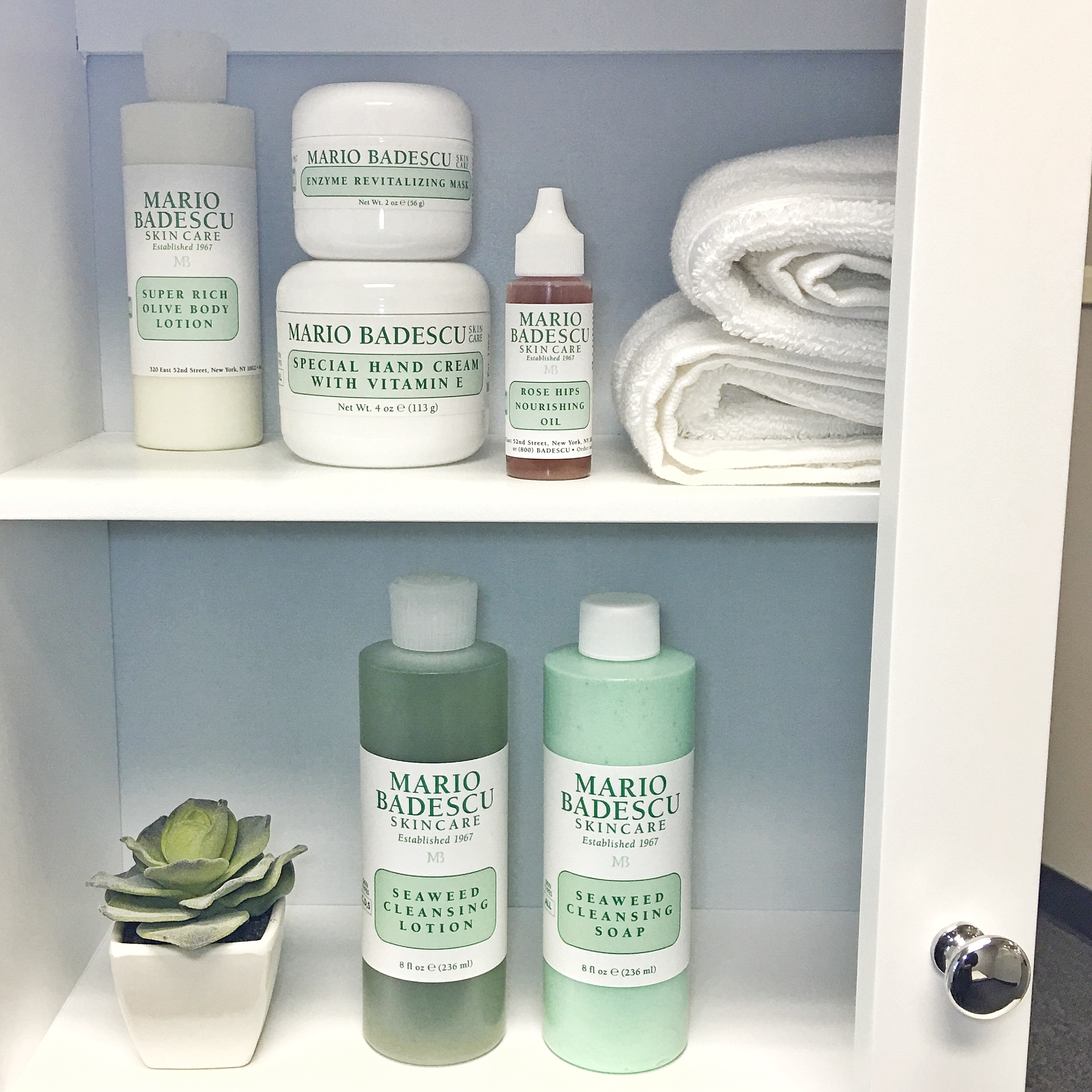 mario badescu september skincare monthly edit medicine cabinet