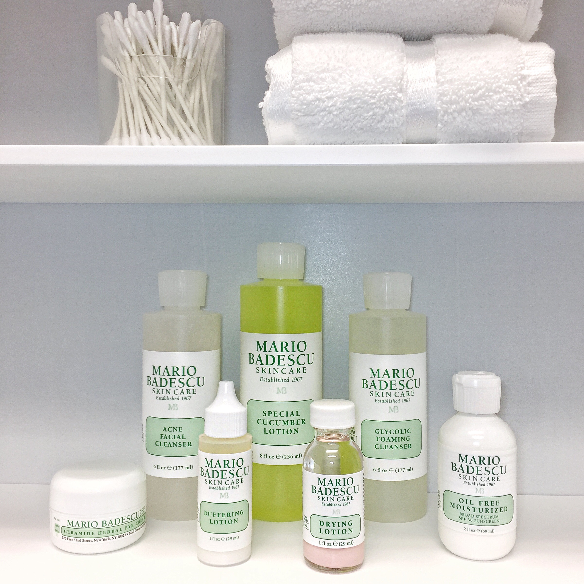 Mario Badescu Monthly Edit November Skincare Essentials