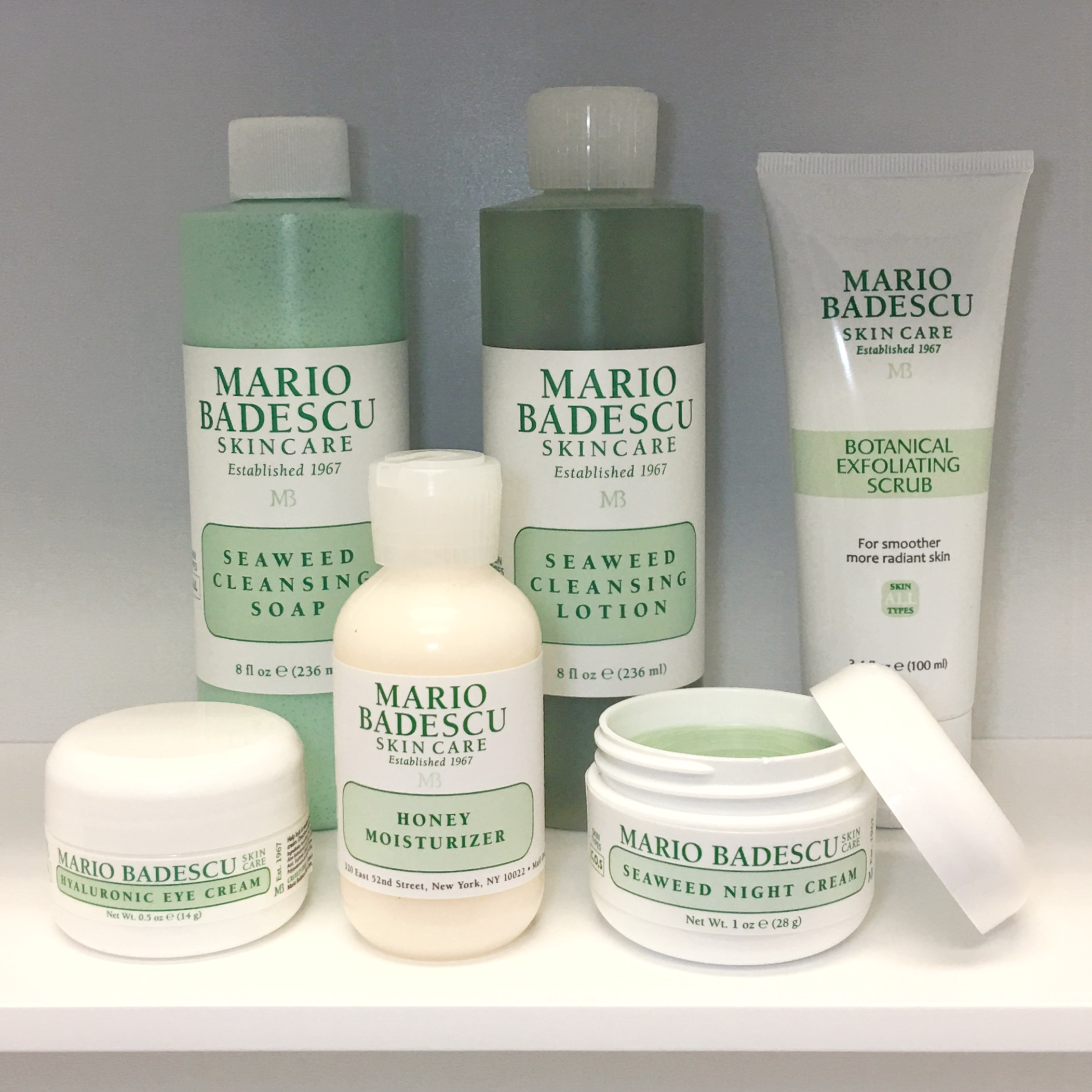 mario badescu seaweed cleansing soap review march skincare