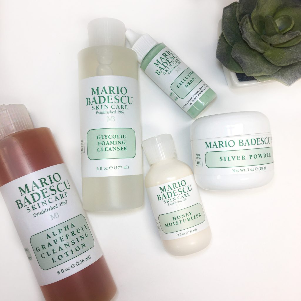 5 favorite mario badescu products 2017