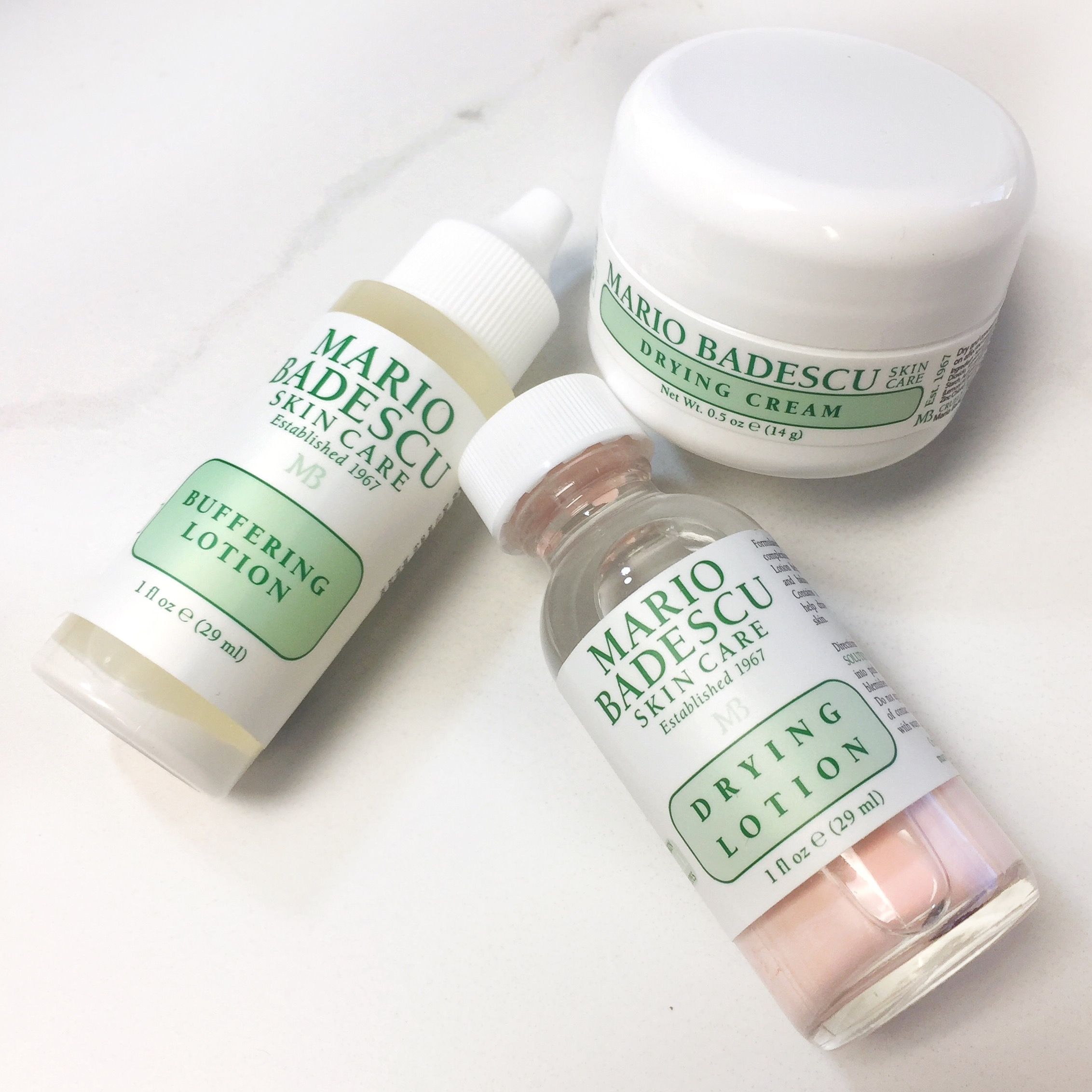 mario badescu drying lotion review buffering cream
