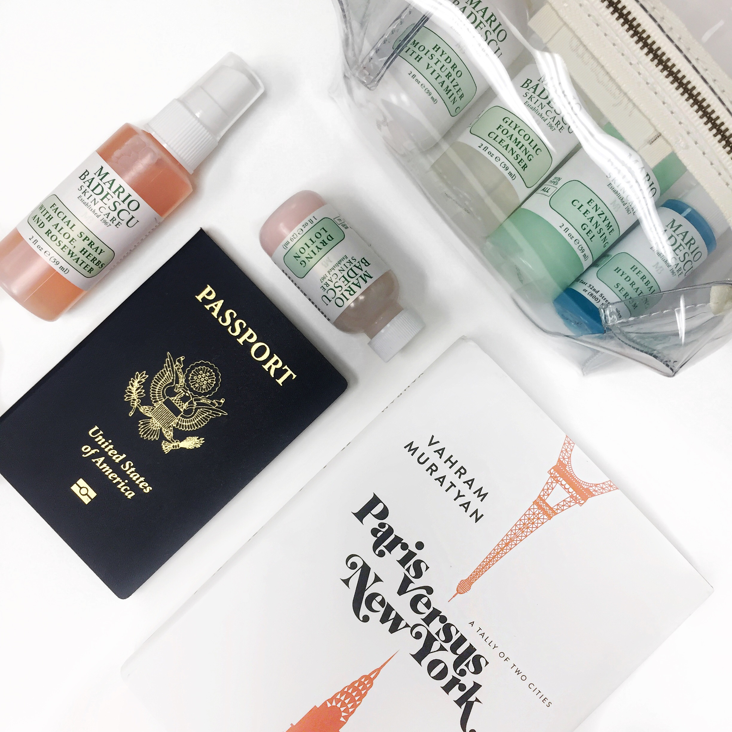 Mother's Day Gift Guide Travel Beauty Jet-Setter