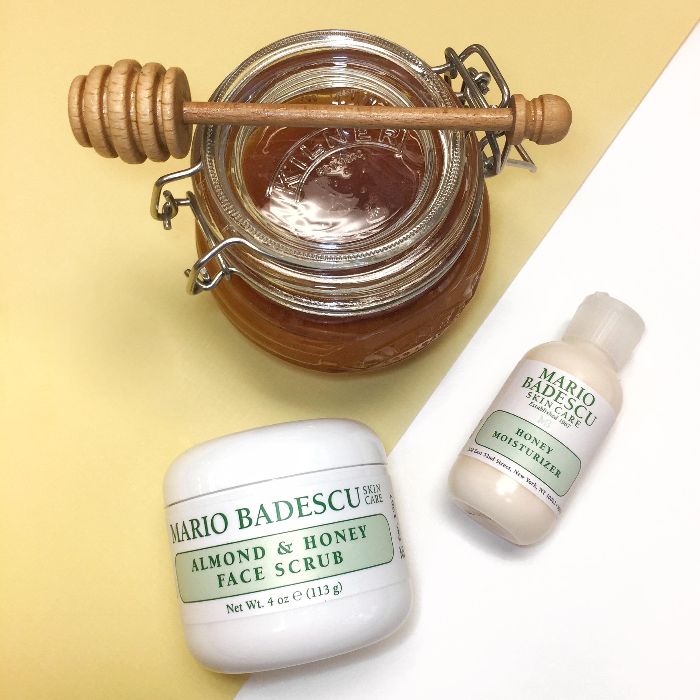 Honey Skincare Benefits