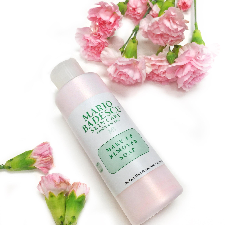 Mario Badescu Makeup Remover Soap Millennial Pink