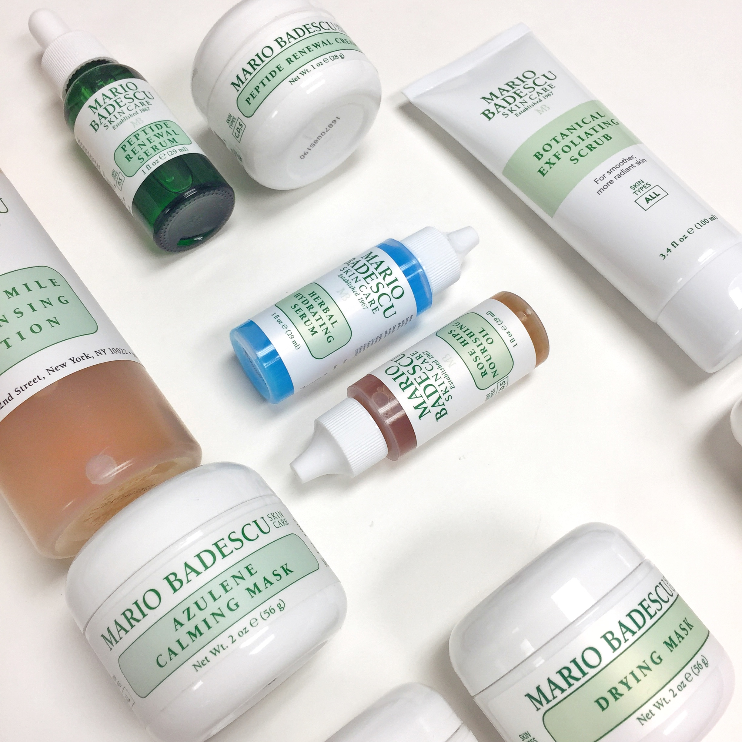 Mario Badescu Power Pairings How to Use Products Together