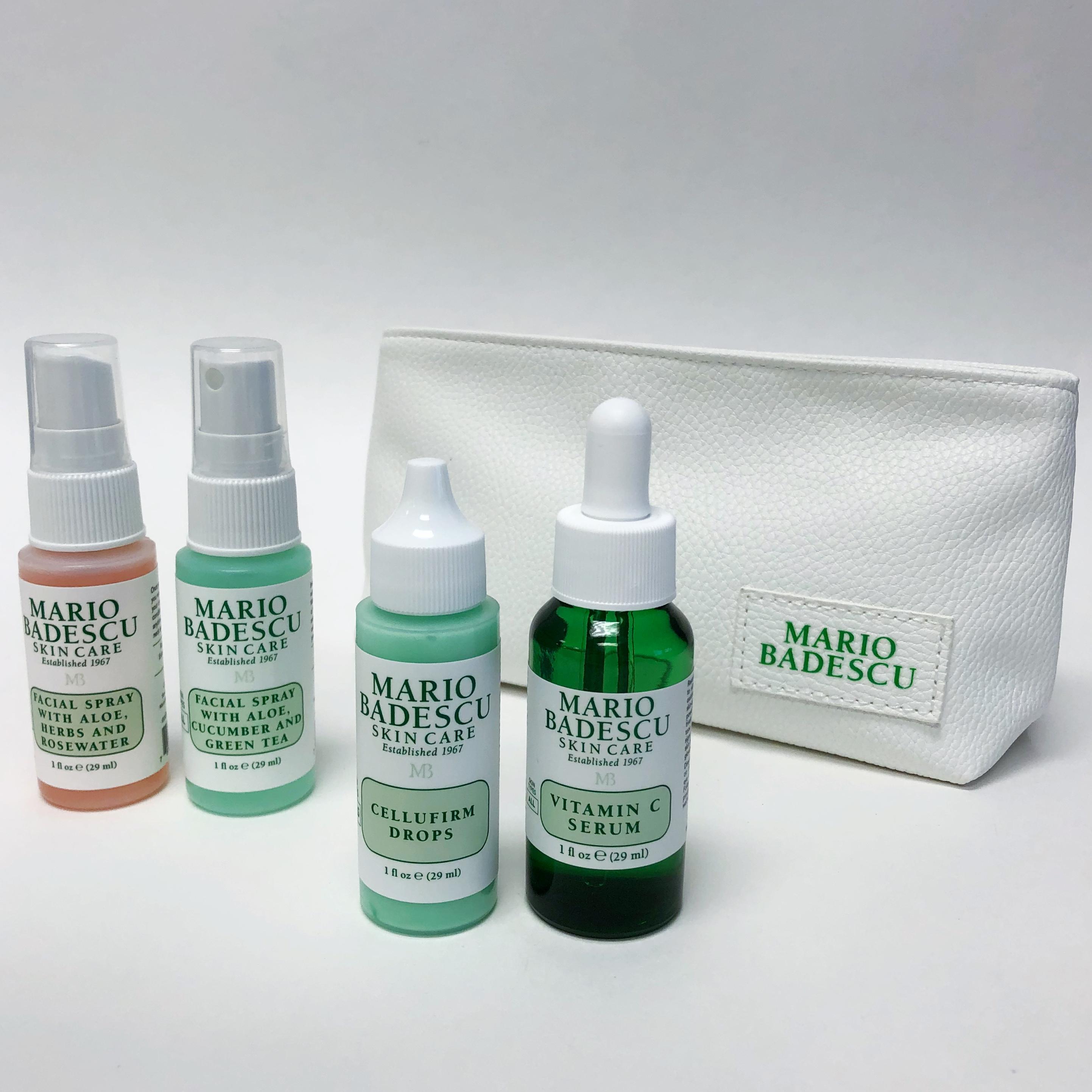 Mario Badescu Glowing Skin Essentials Set