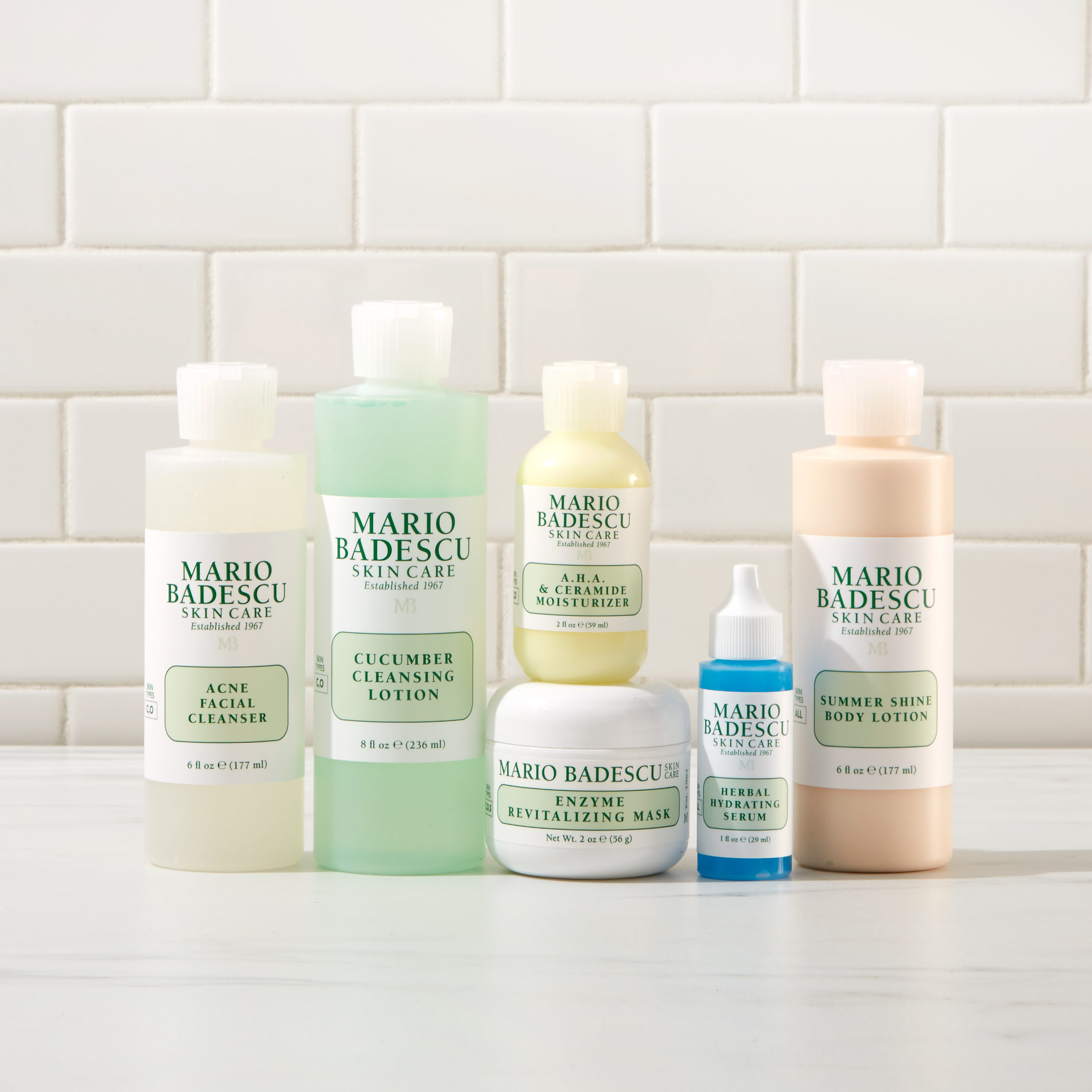 Mario Badescu Skin Care Spring Favorites