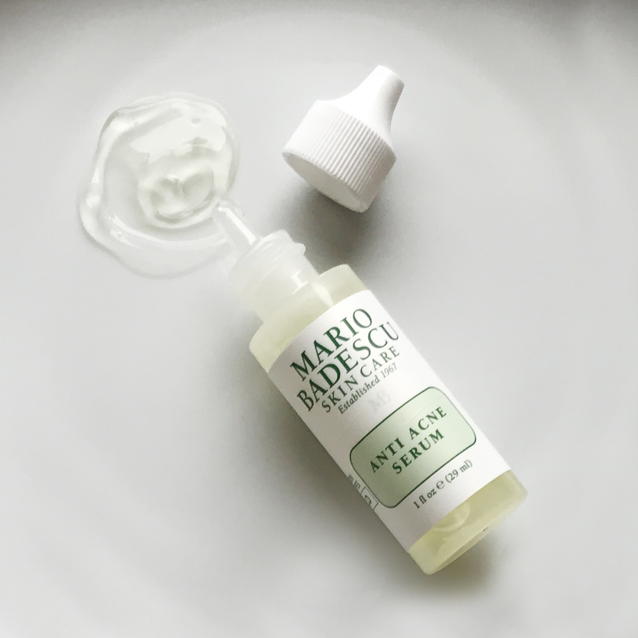 Mario Badescu Anti Acne Serum Swatch
