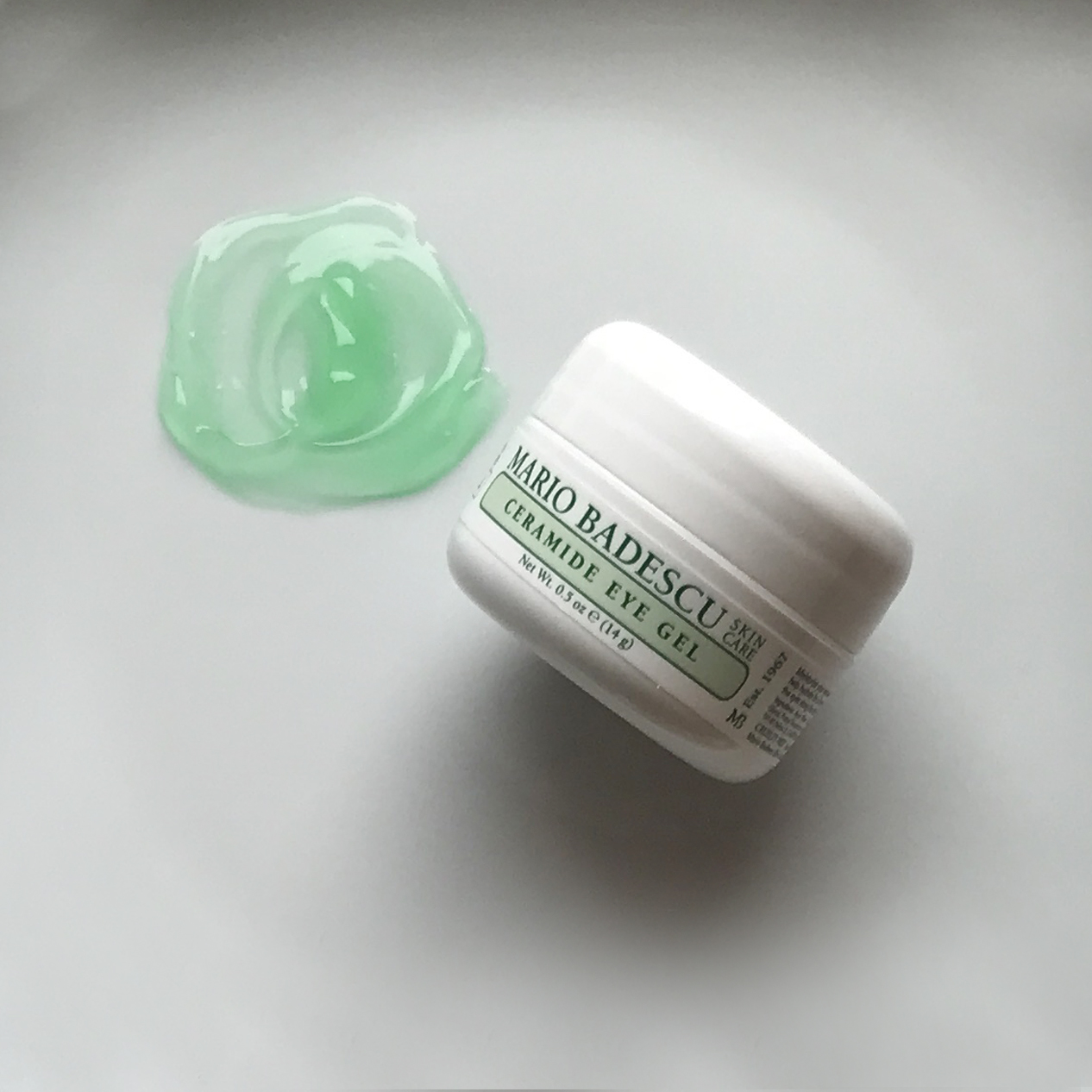 Mario Badescu Ceramide Eye Gel Swatch