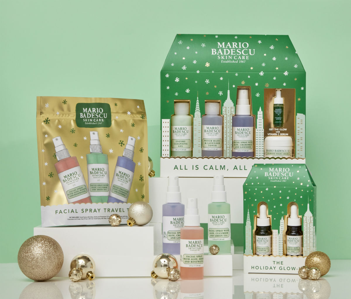 Mario Badescu Holiday Gift Guide for Everyone