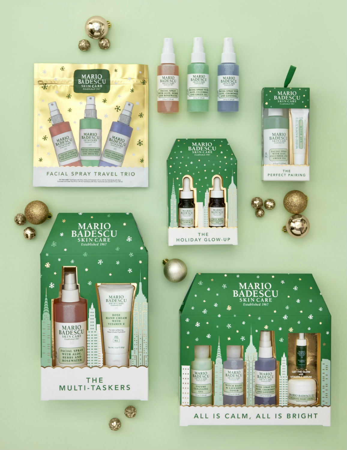 Mario Badescu Holiday Gift Sets Under 30