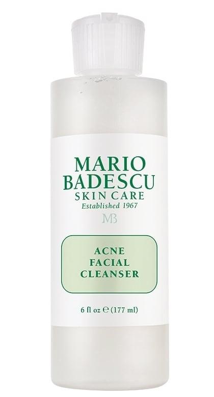 Acne Facial Cleanser