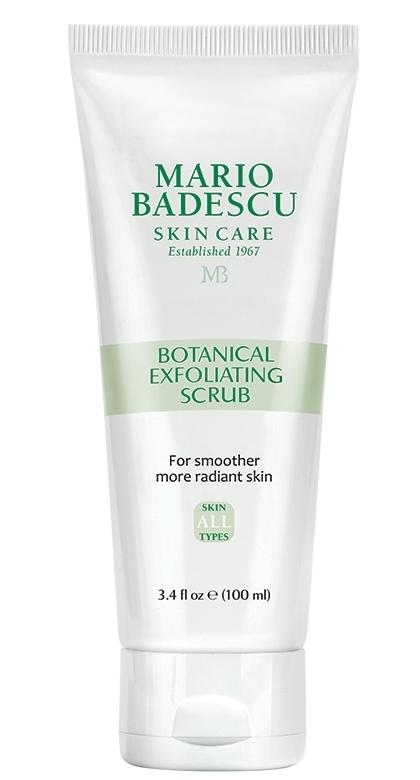 scrub skin care