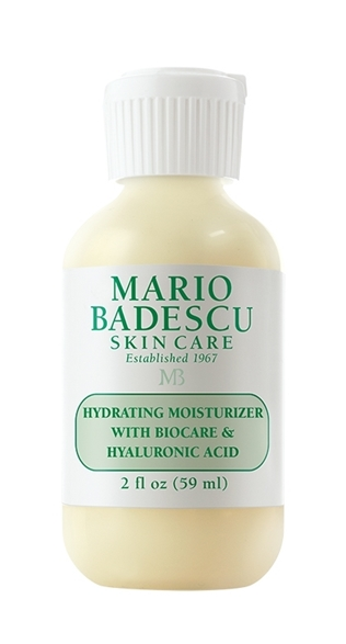 hydrating moisturizer with biocare hyaluronic acid mario badescu