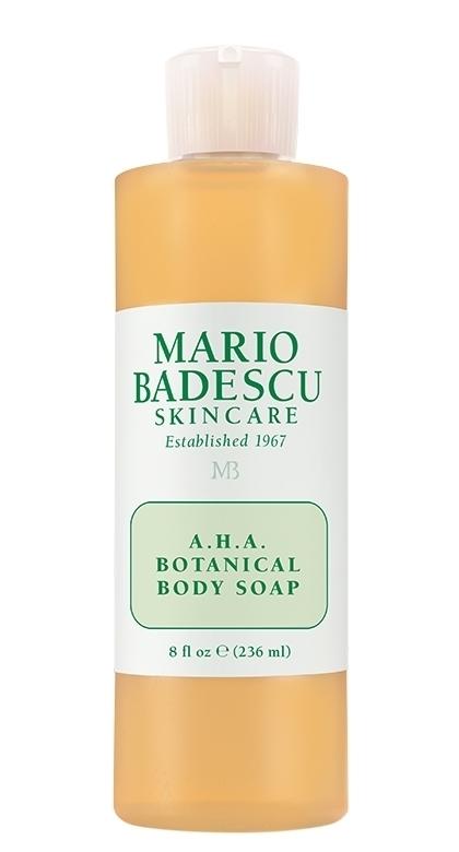 A H A Botanical Body Soap Mario Badescu