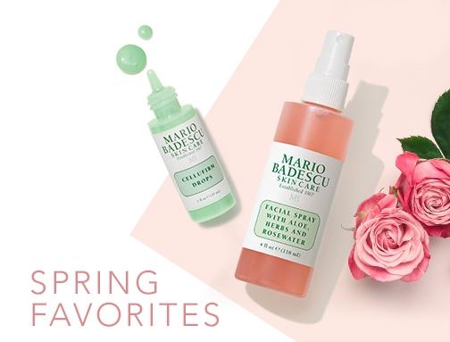 Shop our Spring Favorites