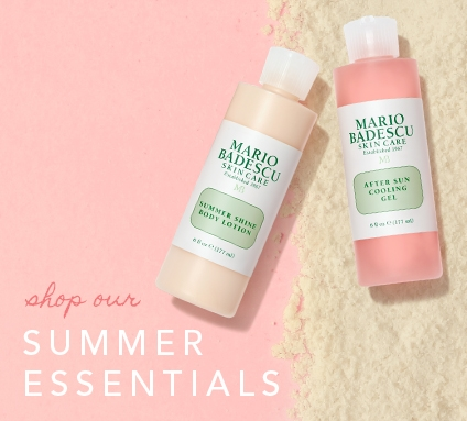 Shop our Summer Essentials