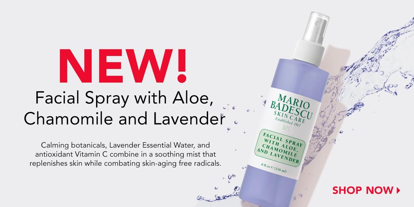 Lavender Facial Spray