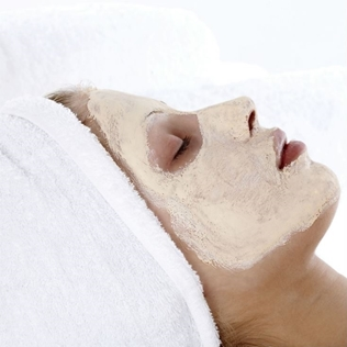 European Facial and Gold Treatment