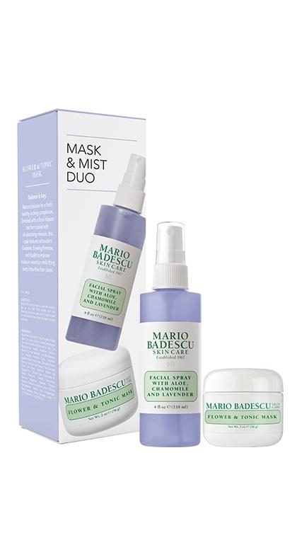 Mask Mist Duo Lavender