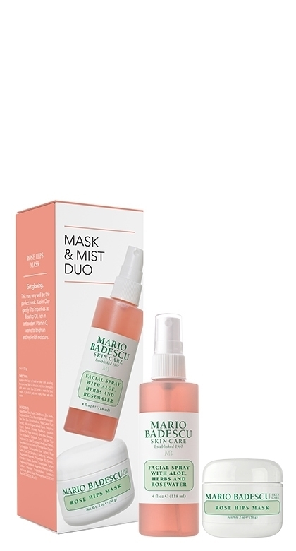 Mask Mist Duo Rose