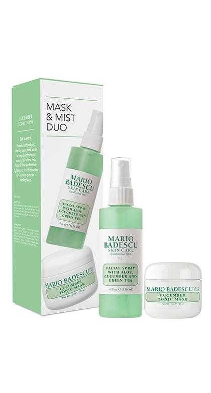 Mask Mist Duo Cucumber