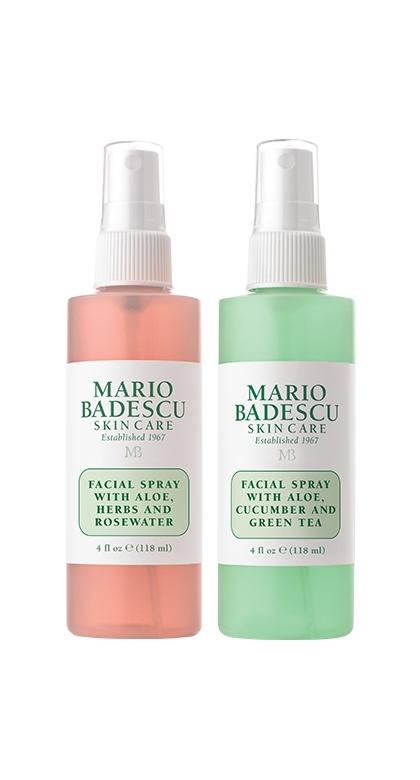 Rose Green Tea Facial Spray Duo 4oz