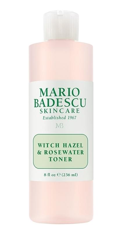 Witch Hazel Rosewater Toner Mario Badescu