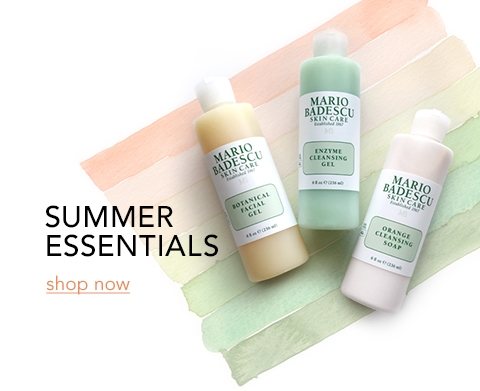 Shop Summer Essentials