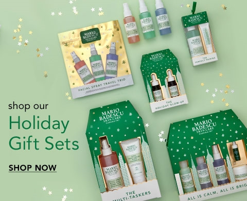Shop Our Holiday Gift Sets