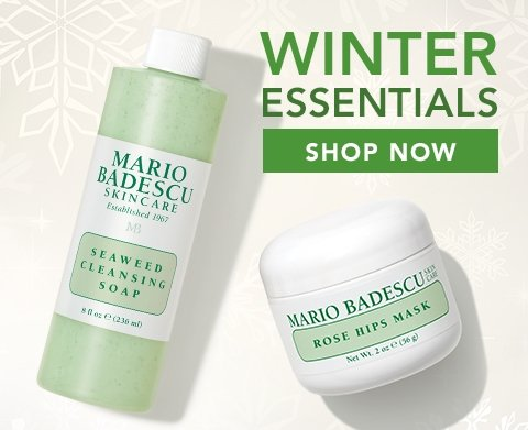 Shop Our Winter Essentials