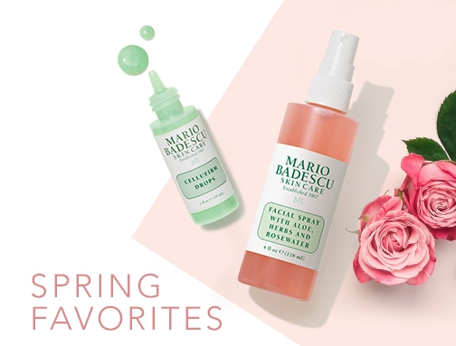 Shop Our Spring Favorites